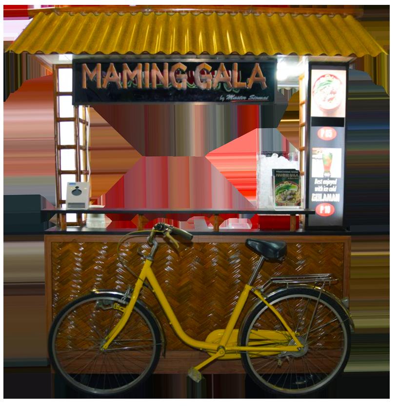 Maming Gala Cart